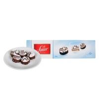 狄妮诗 榛子巧克力雪白酥饼 100g